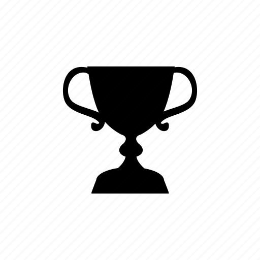 bronze cup, gold award, medal, place, prize, win, winner icon