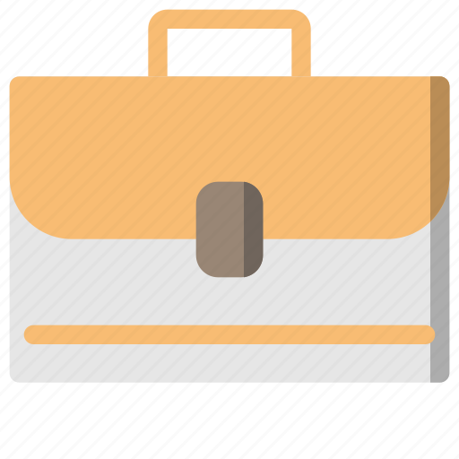 bag, briefcase, business, office, working icon