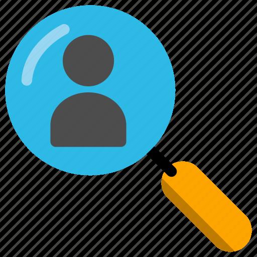 job, recruitment, search, vacancies, vacancy icon