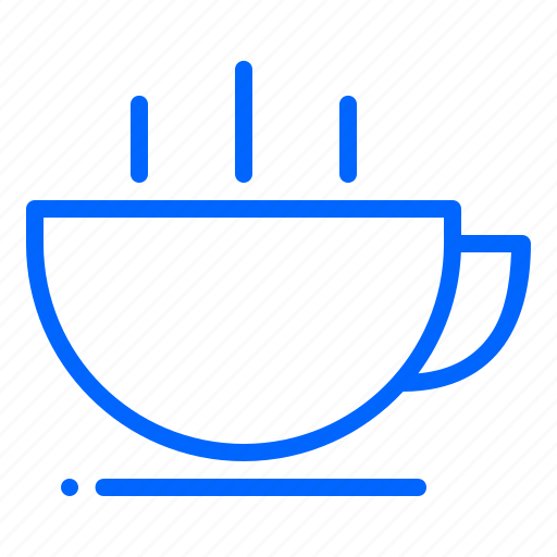 coffee, drink, glass, mug, restaurant icon