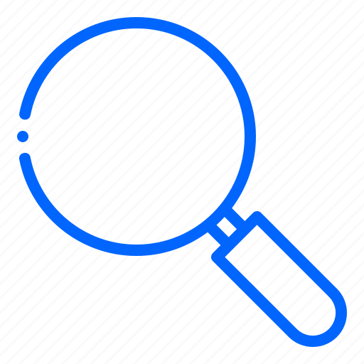 detective, loupe, magnifying glass, search, spy icon
