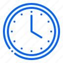 clock, hour, stopwatch, time, time and date icon