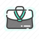 business, management, suitcase, travel