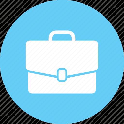 bag, brief case, briefcase, business, office, portfolio, suitcase icon