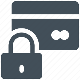 atm card, atm lock, safety, secured atm card icon icon