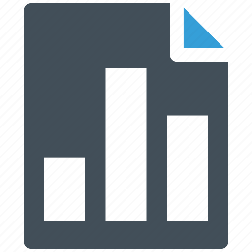 chart, online, page, results icon icon
