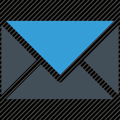 e-mail, mail, message icon icon