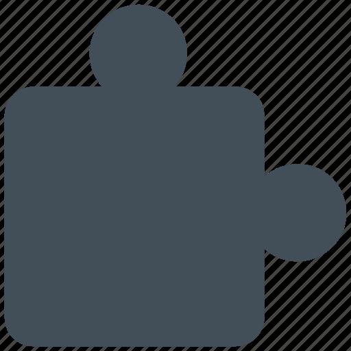investment, piece, puzzle, puzzle piece icon icon