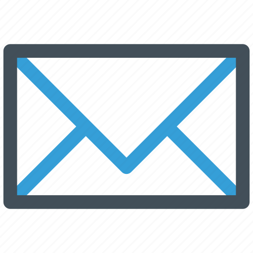 e-mail, mail, message icon icon