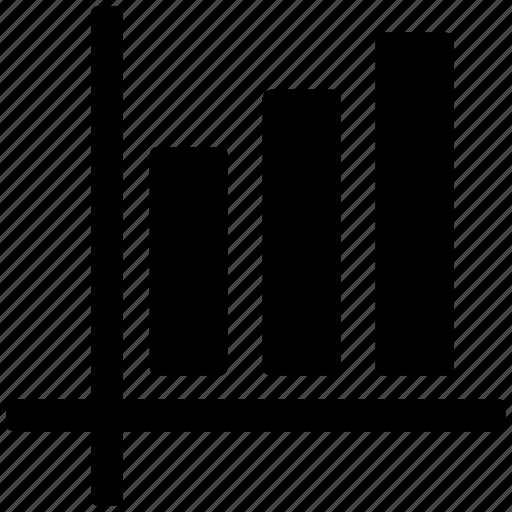 chart, financial, graph, growth, profit, revenue, sales icon