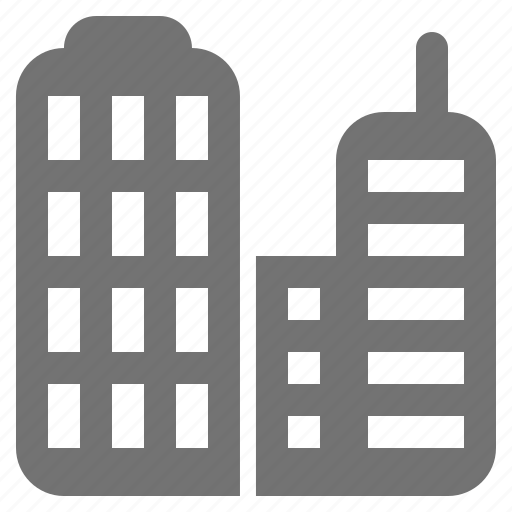 building, business, company, corporation, office, skyscraper icon