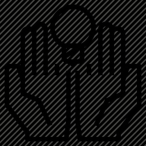 help, idea icon