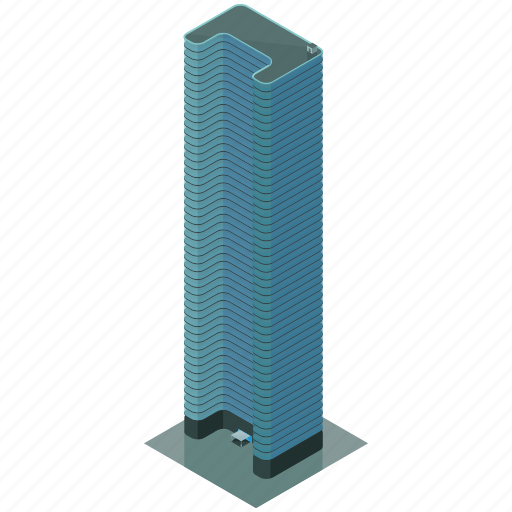 apartment, architecture, building, businesses, skyscraper icon