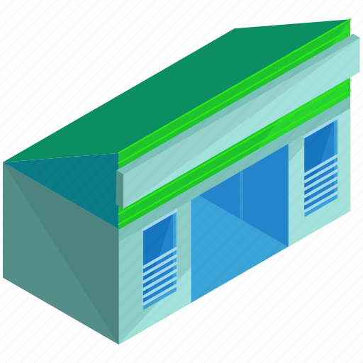 architecture, building, businesses, ecommerce, shop, store icon