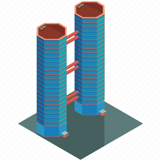 Building, skyscraper, tower, architecture icon - Download on Iconfinder