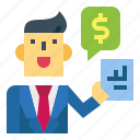 businessman, man, money, suit, working