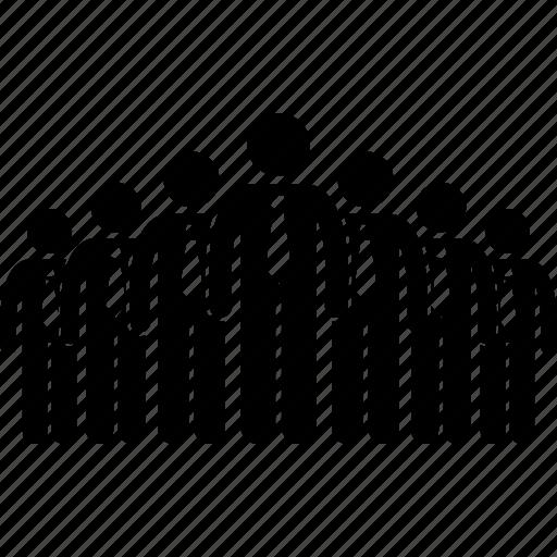 leader, manpower, resources, successful, team, teamwork icon