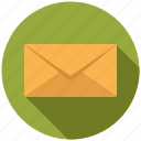 business, envelope, letter, mail, message, office icon