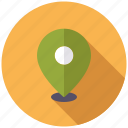 business, location, marker, navigation, office icon