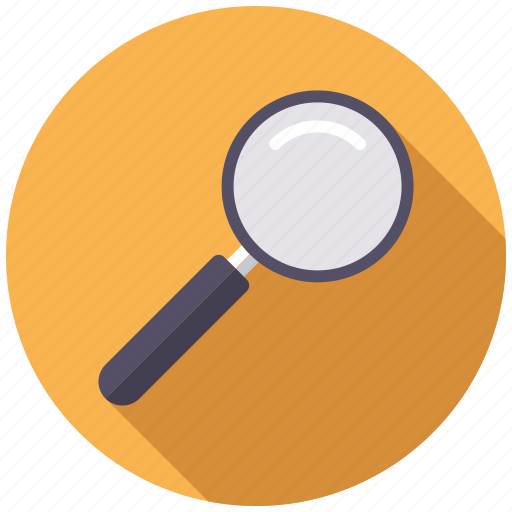 business, magnification, magnifying glass, office, search engine, searching icon