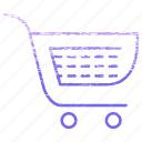 basket, cart, ecommerce, payment, shop, shopping icon
