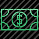 cash, dollar, exchange, money, payment, price, shopping