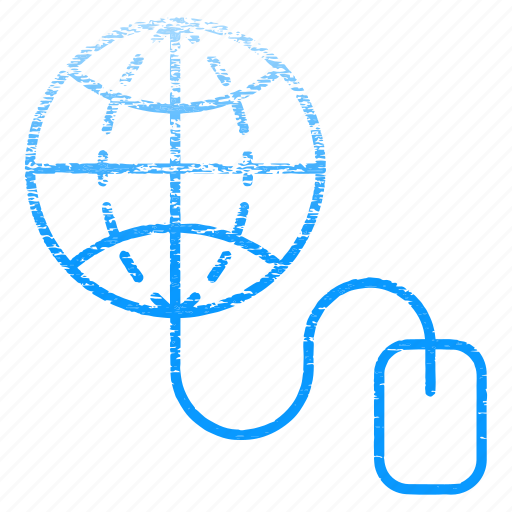 browser, domain, internet, url, web, webpage icon