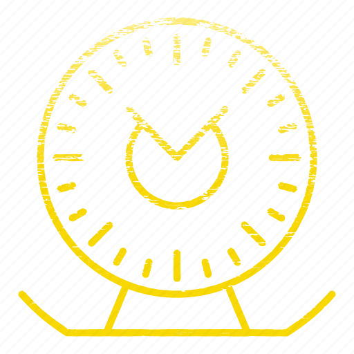 clock, event, time management, timing, watch icon