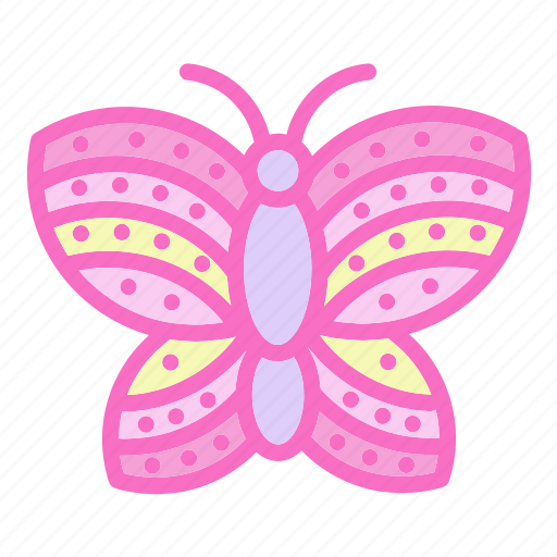 animal, animals, butterfies, butterfly, insect, insects, wings icon