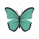 butterfly, decoration, insect, nature, spring, summer, wing icon