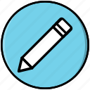 modify, edit, pencil, change icon
