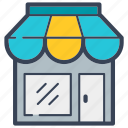 business, food, market, shop, store icon