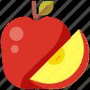 apple, apples, food, fresh, fruit icon
