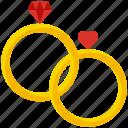 celebration, event, marriage, rings, romance, wedding
