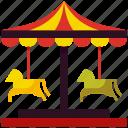carnival, event, fair, festival, fun, fun fair, merry-go-round