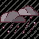 cloud, forecast, hail, snow, storm, weather