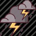 forecast, lightning, storm, thunderstorm, weather