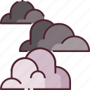 cloud, cloudy, forecast, weather