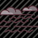 cloud, fog, foggy, forecast, weather