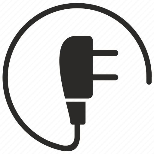 Connect, electricity, mini, plug, socket, electric, energy icon - Download on Iconfinder