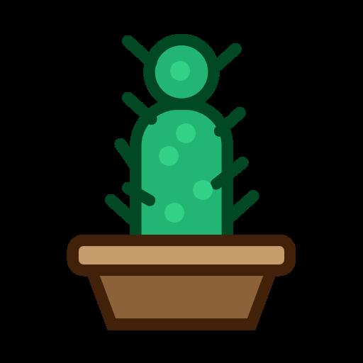 cactus, furniture, nature, plant, tree icon