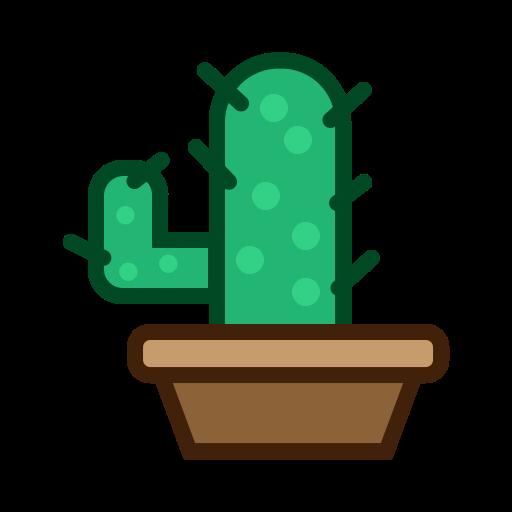 Cactus, furniture, nature, plant, tree icon - Free download