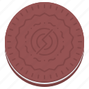 cafe, cookie, food, snack, sweet icon