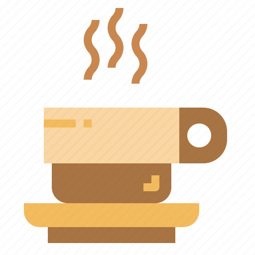 Coffee, cup, drink, hot, mug icon - Download on Iconfinder