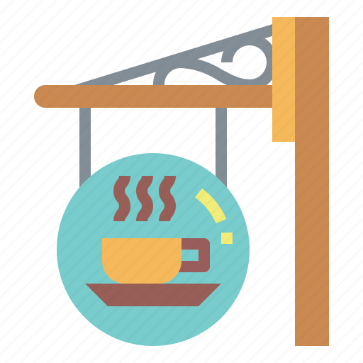 Cafe, coffee, food, sign icon - Download on Iconfinder