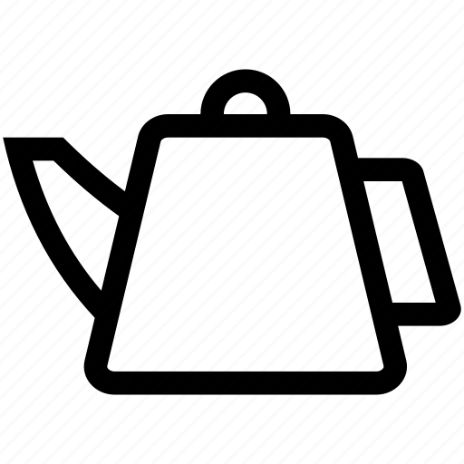boiler, kettle, pot, teapot icon