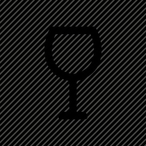 glass, goblet, wine, wineglass icon