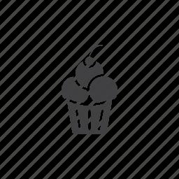 cafe, desert, icecream icon