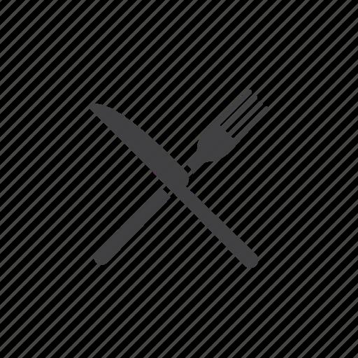 cafe, fork, knife, restaurant icon
