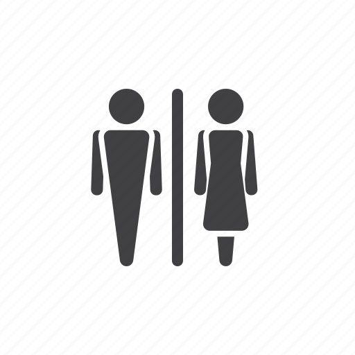 closet, public, restroom, toilet, water, wc icon